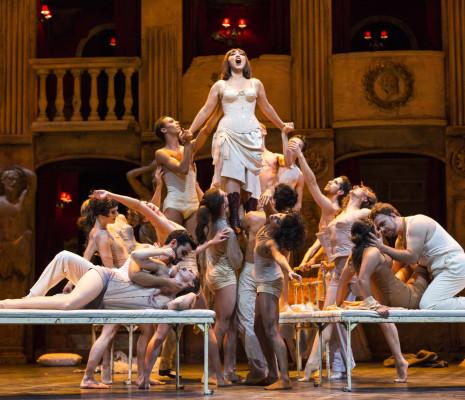 Kristina Mkhitaryan - Les Indes galantes par Lydia Steier