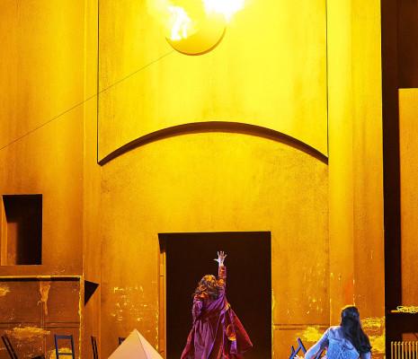 La Flûte enchantée par Patrice Caurier, Moshe Leiser