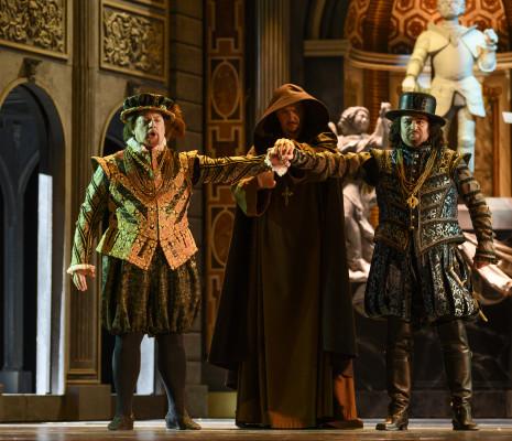 Gregory Kunde, Patrick Bolleire & Lionel Lhote - Don Carlos par Stefano Mazzonis di Pralafera