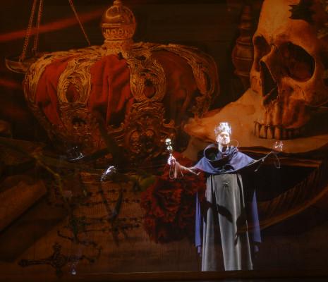 Patrick Bolleire - Don Carlos par Stefano Mazzonis di Pralafera