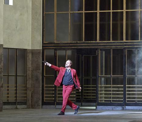 Jennifer Davis & Thomas Johannes Mayer - Leonore-Fidelio par Amélie Niermeyer