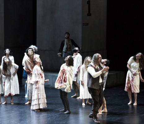 Les Huguenots par Jossi Wieler, Sergio Morabito