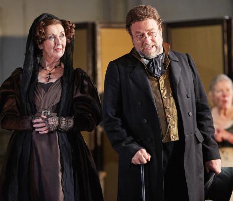 Murray et Lepore dans les Noces de Figaro