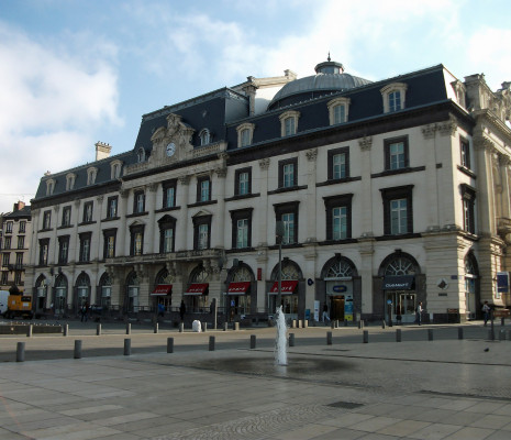 Clémont Auvergne Opéra
