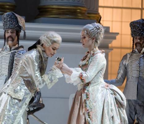 Sophie Koch et Anne-Catherine Gillet - Le Chevalier à la rose par Nicolas Joël