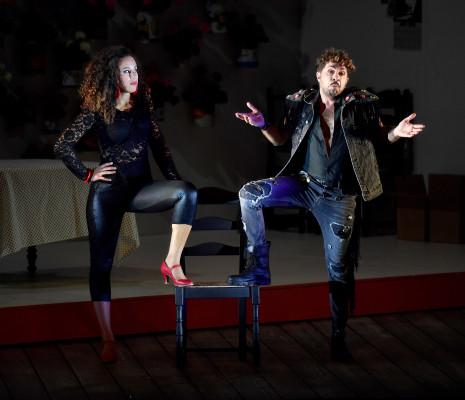Adèle Charvet & Paolo Bordogna - Le Barbier de Séville par Rafael R. Villalobos