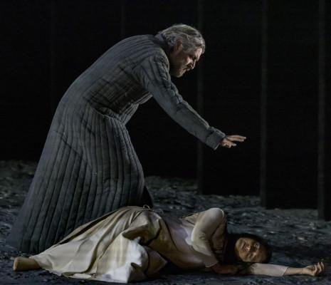 Patrizia Ciofi et Pierre-Yves Pruvot dans Jeanne d'Arc