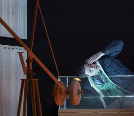 Andrew Morstein - Bajazet par Krystian Lada
