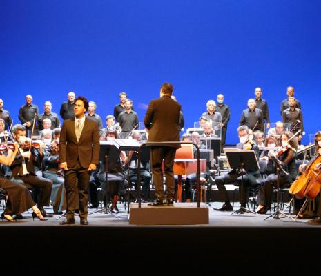 Philippe Talbot & l'Orchestre de l'Opéra de Toulon