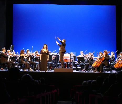 Roxane Chalard & l'Orchestre de l'Opéra de Toulon
