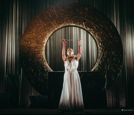 Marie-Adeline Henry - Iphigénie en Tauride par Julien Ostini