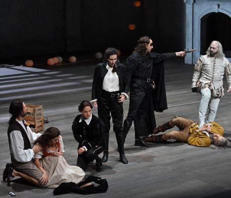 Don Giovanni par Christof Loy