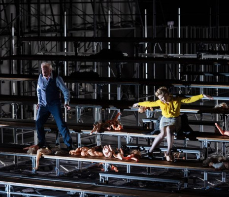 Martin Gantner & Ekaterina Gubanova - Lohengrin par Calixto Bieito