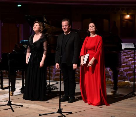 Karine Deshayes, Johan Farjot & Delphine Haidan