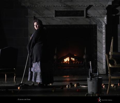 Okka von der Damerau - Siegfried par Robert Carsen