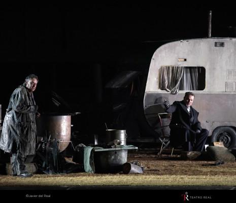 Andreas Conrad & Tomasz Konieczny - Siegfried par Robert Carsen
