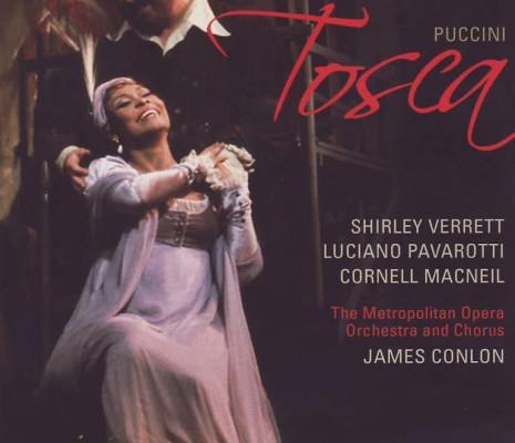 Tosca par Tito Gobbi