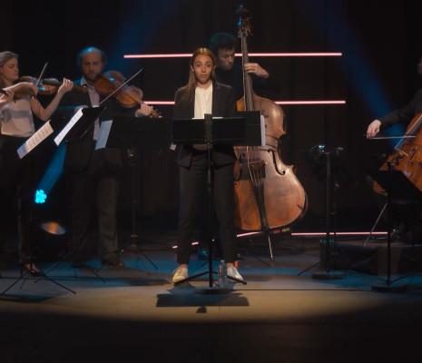 Lea Desandre et l'Ensemble Jupiter
