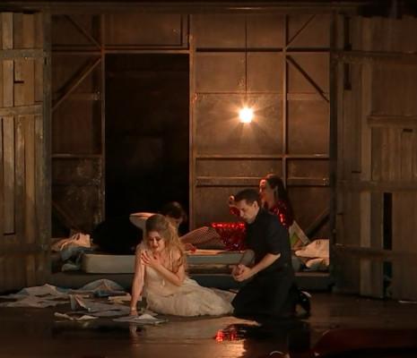 Nicole Car & Juan Diego Flórez - Faust par Frank Castorf