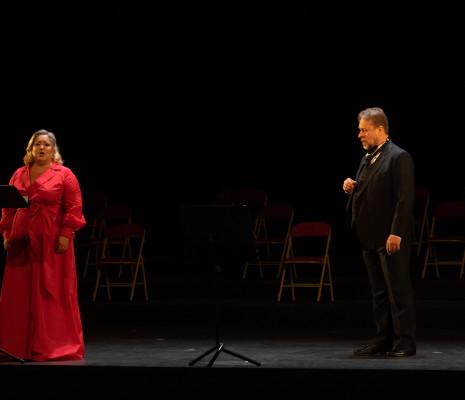 Catherine Hunold & Roberto Scandiuzzi - La Force du Destin