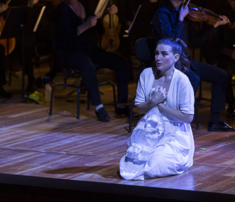 Chiara Skerath - Carmen par Romain Gilbert