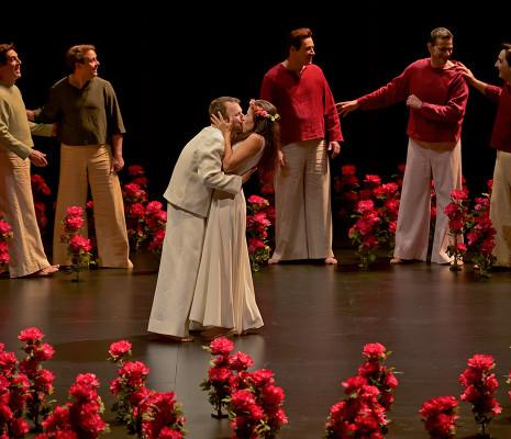 Marc Mauillon & Luciana Mancini - L'Orfeo par Pauline Bayle