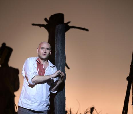 Michael Fabiano dans Tosca