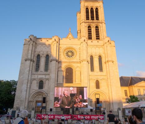 Roberto Alagna à la Basilique de Saint-Denis