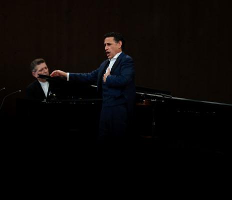 Vincenzo Scalera & Juan Diego Flórez