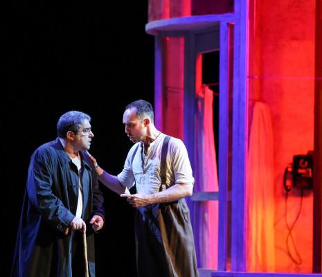Boaz Daniel & Stefan Cerny - Rigoletto par Stephen Langridge
