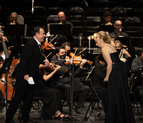 Carlos Alvarez & Sondra Radvanovsky