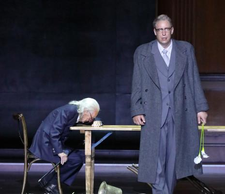 Mika Kares - Tristan et Isolde par Krzysztof Warlikowski