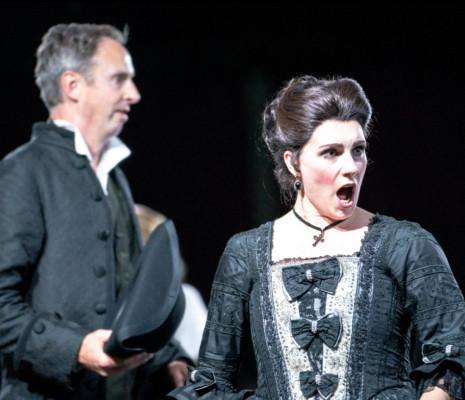 Matthew Hargreaves et Gabriella Cassidy - Don Giovanni par Diva Opera
