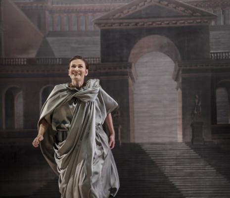 Kristina Hammarström - Agrippina par Staffan Valdemar Holm