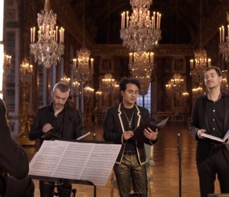 Filippo Mineccia, Samuel Mariño et Valer Sabadus