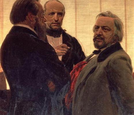 Balakirev et Glinka