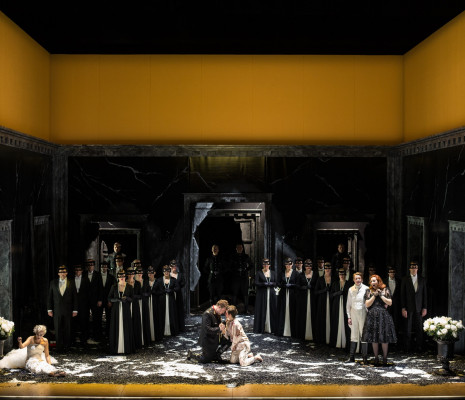 La Clémence de Titus par Pierre-Emmanuel Rousseau