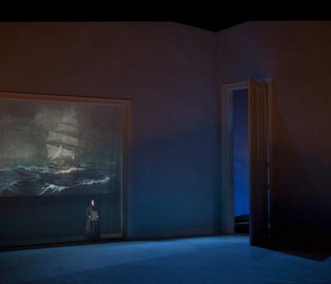 Le Vaisseau fantôme par Willy Decker