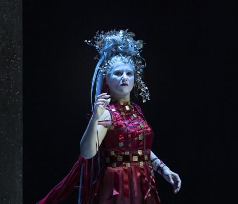 Ekaterina Gubanova dans Œdipe par Wajdi Mouawad