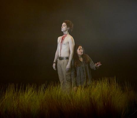 Iannis Gaussin & Anara Khassenova - Talestri, Reine des Amazones