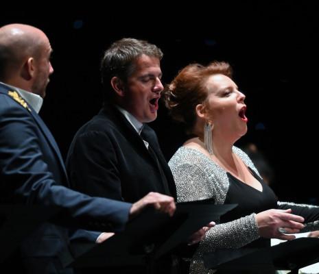 Zachary Wilder, Philippe Jaroussky & Marie-Nicole Lemieux - Radamisto