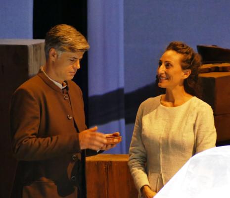 Thomas Dear et Annunziata Vestri dans Guillaume Tell