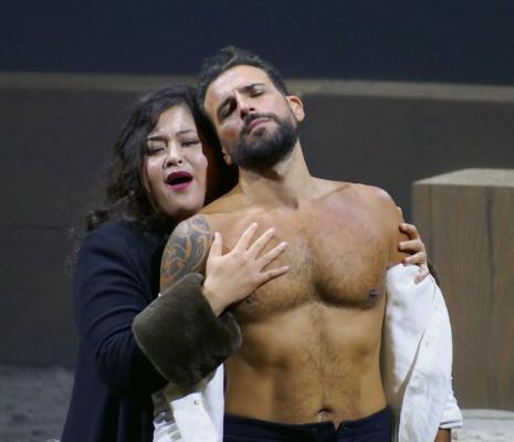 Angélique Boudeville et Enea Scala dans Guillaume Tell