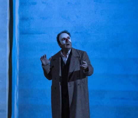 Ludovic Tézier - Rigoletto par Claus Guth