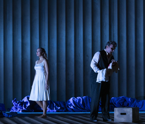 Nadine Sierra & Ludovic Tézier - Rigoletto par Claus Guth