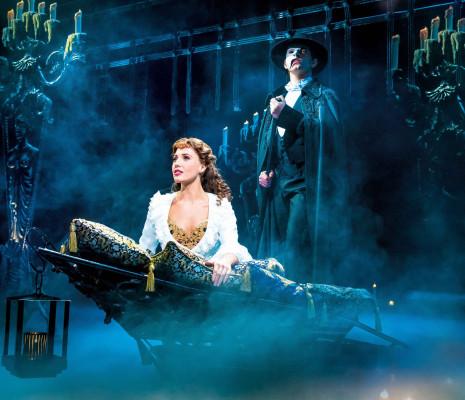 Fantôme de l'Opéra Mogador