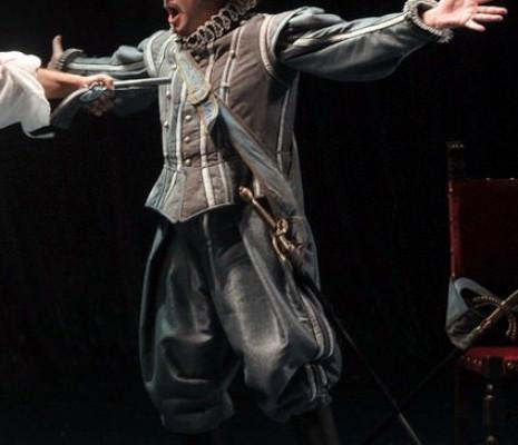 Salvatore Cordella dans Maria di rohan