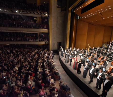 Concert d'Andrea Chenier