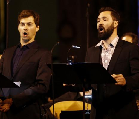 Valer Sabadus et Christophe Dumaux dans le Stabat Mater de Pergolèse à Aix en Provence
