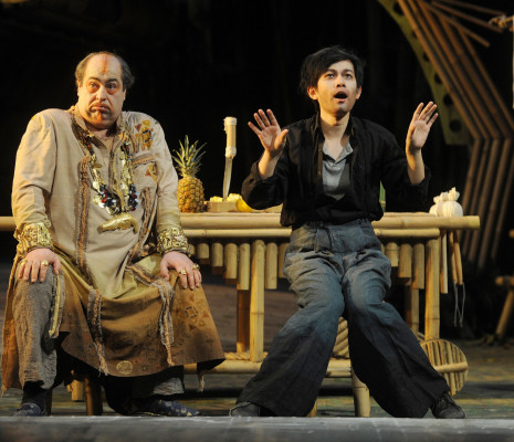 Donato Di Stefano & Yijie Shi - L'Italienne à Alger par David Hermann